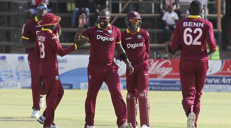 Live Cricket Score, Zimbabwe vs West Indies, tri-series ODI: Zimbabwe lose opener Chibhabha early against West Indies - http://zimbabwe-consolidated-news.com/2016/11/25/live-cricket-score-zimbabwe-vs-west-indies-tri-series-odi-zimbabwe-lose-opener-chibhabha-early-against-west-indies/