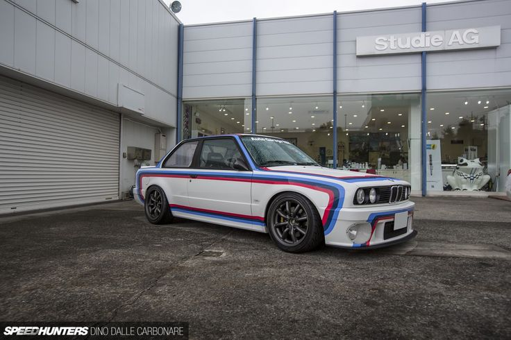 An Alpina E30 C2 For The Street