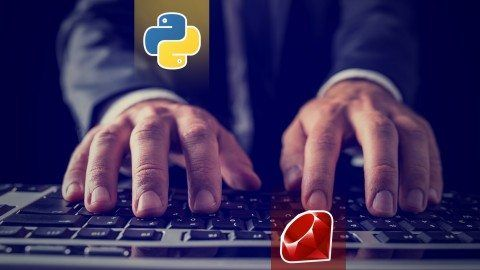 Udemy  Python and Ruby programming Complete step-by-step Tutorial 100% OFF Coupon Code