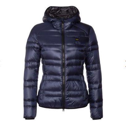 Doudoune femme Zalando, craquez sur les vetements Blauer, la Blauer Doudoune bleu prix promo Zalando 240.00 € TTC