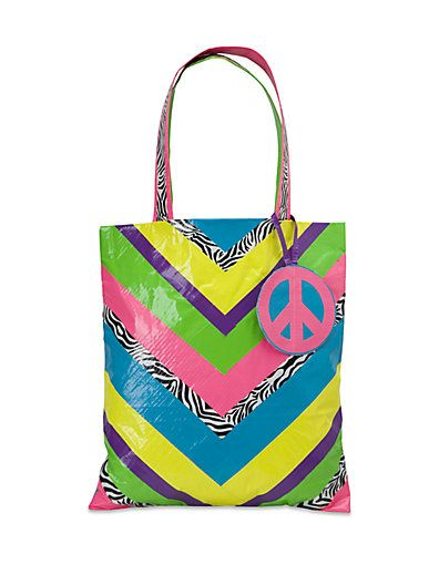 Design your own bag in duct tape.