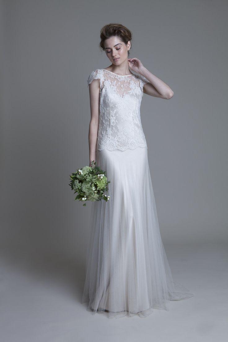 129 best Wedding dresses images on Pinterest   Gown wedding, Bridal ...