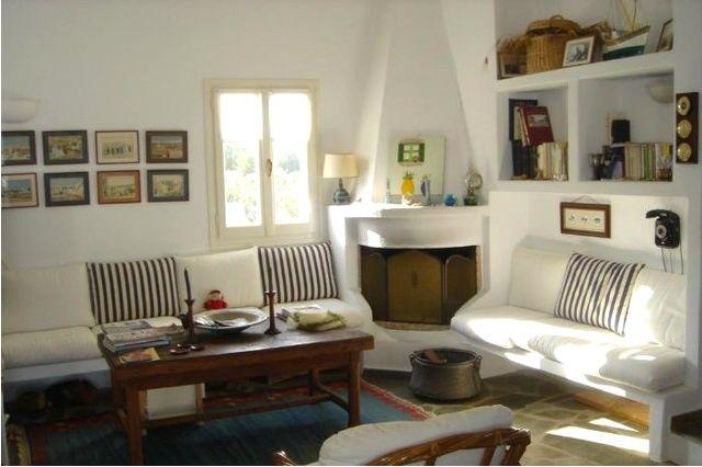Greek Interior Design - Inspiration