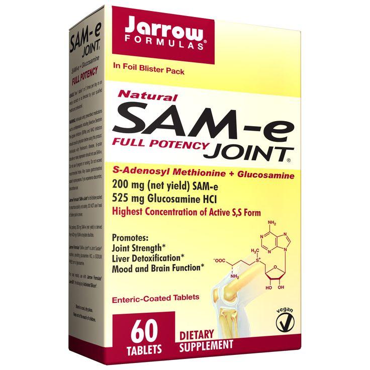 Sam e liver detox