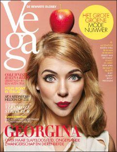 Georgina Verbaan for Vega Magazine