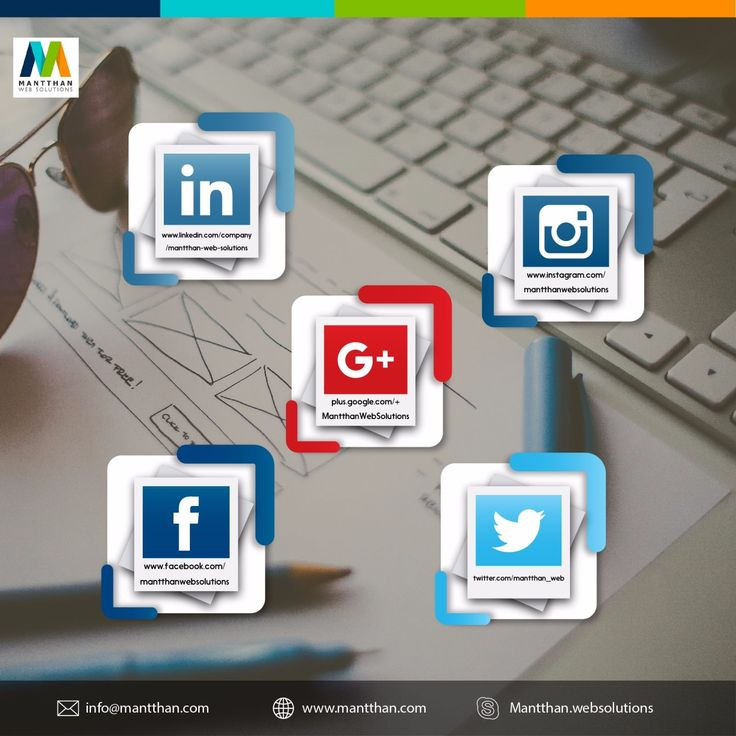 Join hands with us and lets rule the web. Get in touch with any social platform. #facebook #linkedin #twitter #instagram #googleplus #mantthanwebsolutions