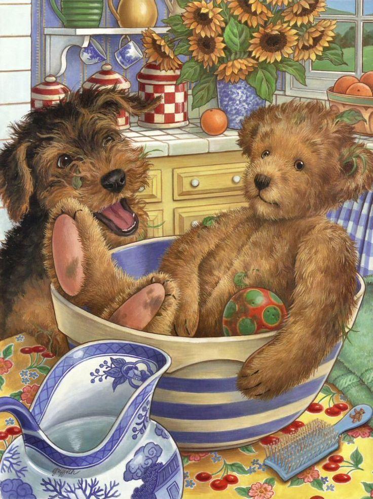 linda hill griffith teddy bear - Google Search