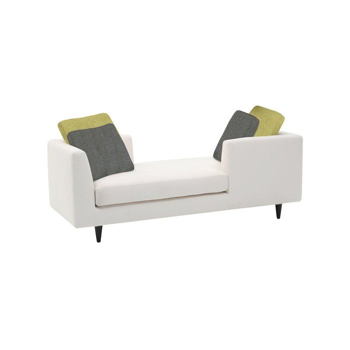 Corvi Double End Chaise Lounge Chaise Lounge Chaise Chaise Lounge Sofa