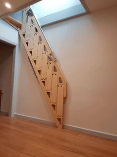 Habe gerade meine neue Treppe gefunden