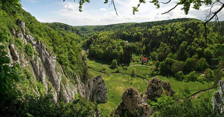 Dolina Prądnika...   zoom   digart.pl