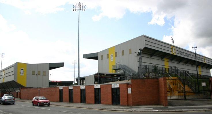 Meadow Lane - External - Notts County FC