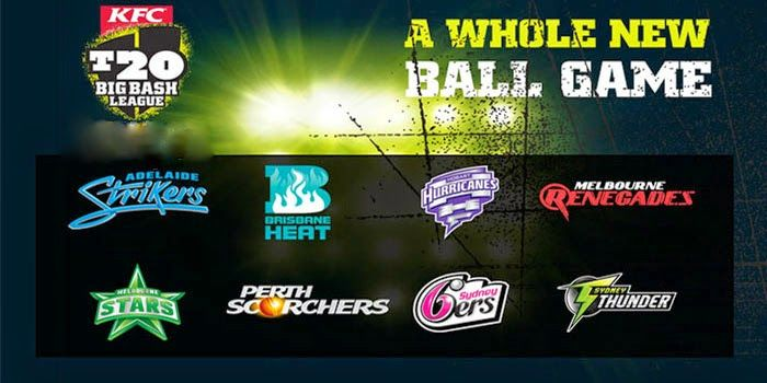 BBL T20 2015-16 Live streaming, TV channels, Live Broadcaster All Cricket fans around the world want to see the Big Bash League Twenty20 tournament online. Big Bash League Season 5 aired TV channel list