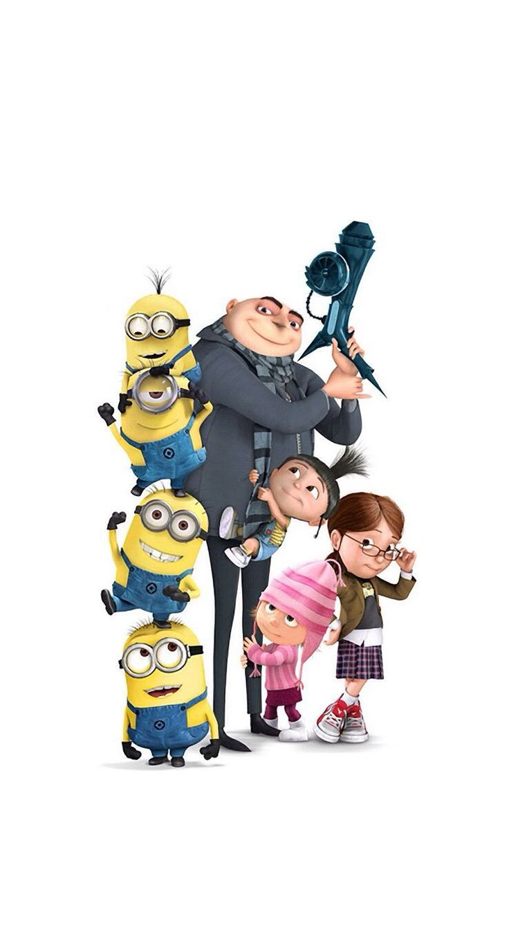 Despicable Me family
