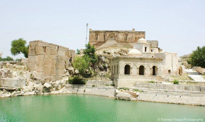 Beautiful #Pakistan: Katasraj Mandir in Katas village near District of Chakwal #lP   #KanwalHaqqiPhotography