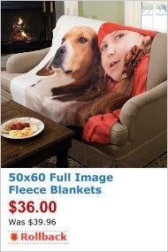 Walmart Digital Photo Center : Blankets ^_^