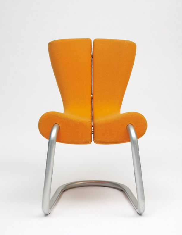 Komed chair by London-based, Australian designer, Marc Newson for Magis (1996) marc-newson.com