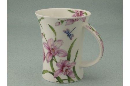 Kubek Richmond Flora Bonita Orchid 330ml Dunoon