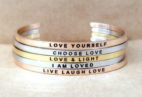 Inspirational Bracelets Inspirational Jewelry