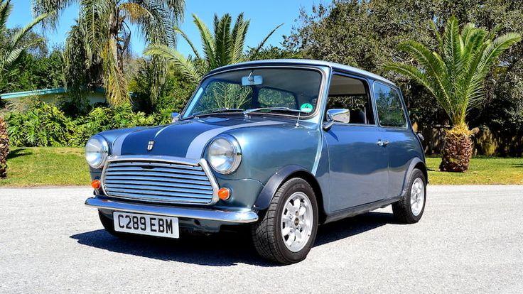 1985 Austin Mini Cooper K122 Kissimmee 2018 Mini