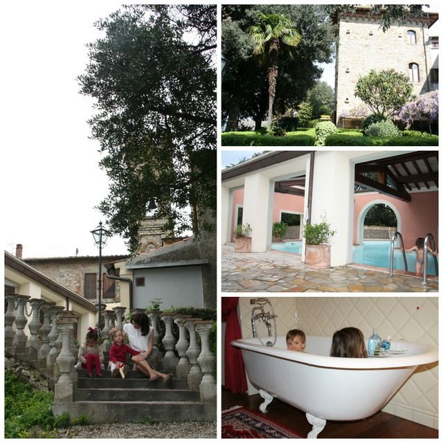 viaje a toscana con niños: qué ver y dónde comer