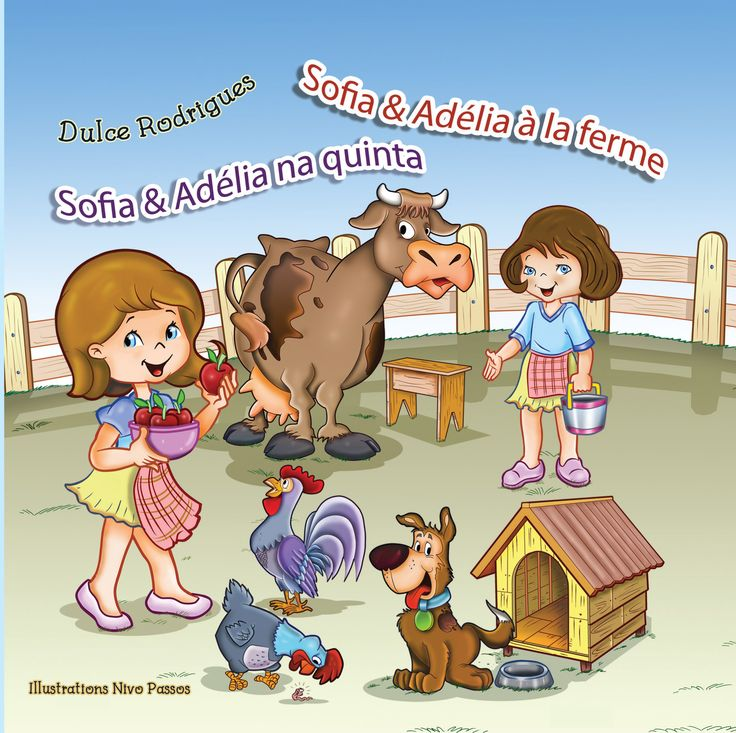 """Com este livro maravilhosamente ilustrado, as crianças aprendem sobre alguns animais do jardim zoológico, o que fazem e qual a """"voz"""" de cada um. Avec ce livre merveilleusement illustré, les enfants apprennent sur les animaux de la ferme, ce qu'ils font et quelle est la """"voix"""" de chacun d'eux."""