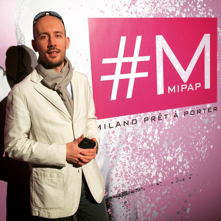 Nickland Media at MIPAP! #MIPAP #milano #milan #pretaporter #fashion #style #stylish #nickland #nicklandmedia #beoptimistic #luxury #brand #luxurybrands #show #fashionshow #fashionevents #hautecouture #design #trend #trends #trendsetting #photo #welcome #clothes #clothing #pink #international #trade #tradeshow #woman #women #men #lady #ladies #gentlemen - Courtesy: @fotolanza