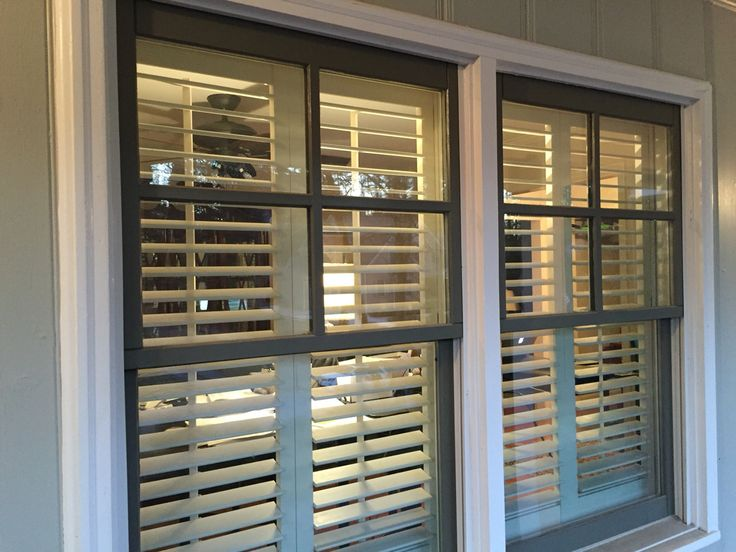 19 best Exterior images on Pinterest Blinds, Indoor shutters and