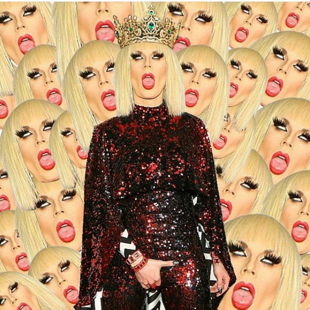 Katya was one of the saving graces of RuPaul's Drag Race Season 7.