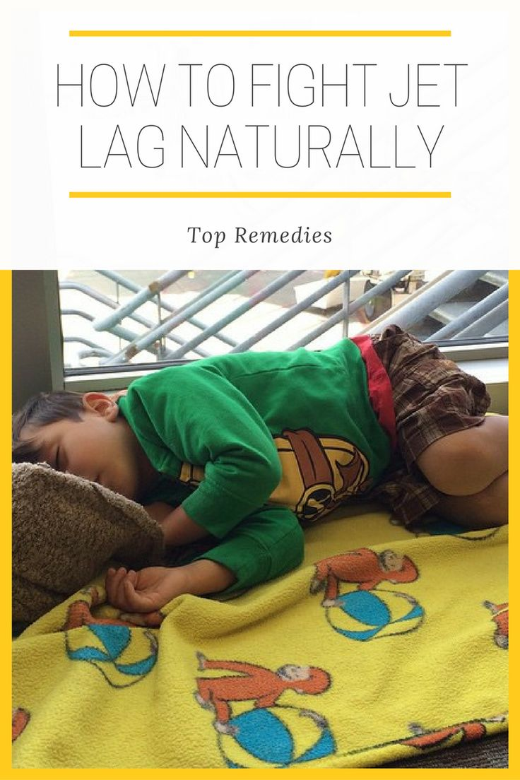 Are you taking a trip and know you'll be struggling with jet lag? Here are a few tips to fight jet lag naturally!