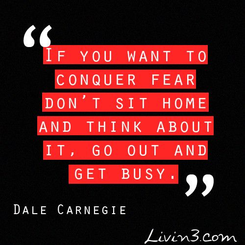 Conquer fear Life quotes, Quote posters, Quotes