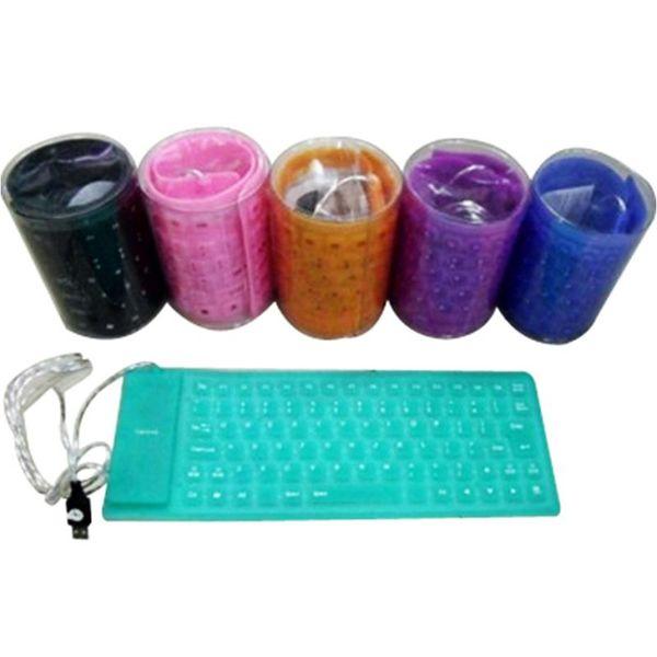 Teclado de silicona portátil | Artículos Publicitarios, Promocionales. Visita nuestra colección de #Gadgets en http://anubysgroup.com/pages/CollectionGallery/21 #AnubysGroup
