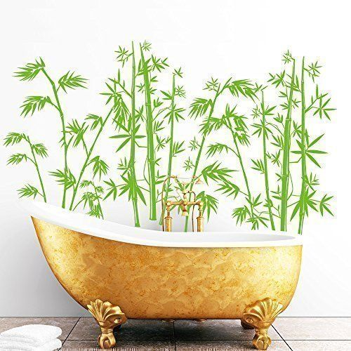 100 best Bambus Klebefolien images on Pinterest Bamboo, Nailed - wandtattoos fürs badezimmer