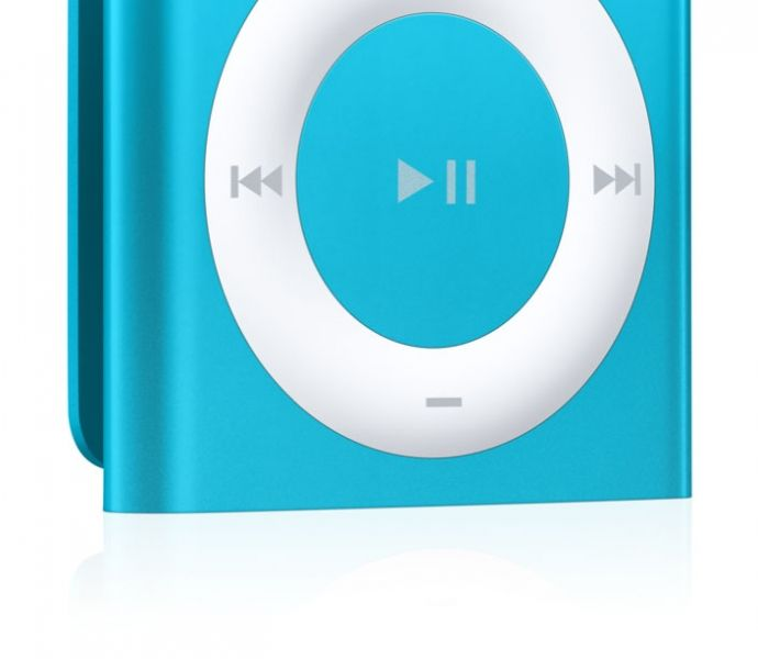 iPod shuffle 2GB Azul