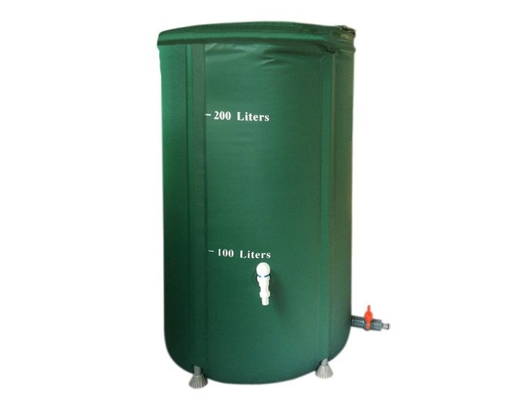 60030-100  Opvouwbaar Watervat in doos. 100 liter.
