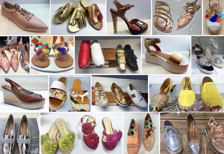 Os sapatos do verão 2017 em 11 peças chaves, tendências e dicas de marcas   Especial Francal