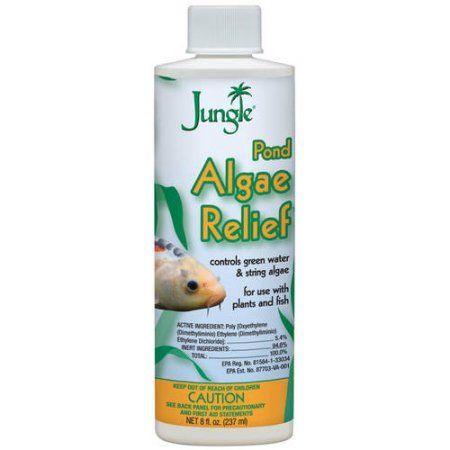 Jungle Pond Algae Relief