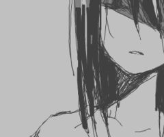 100 Sad Anime Girl Tumblr Sketching Pinterest Sad Anime