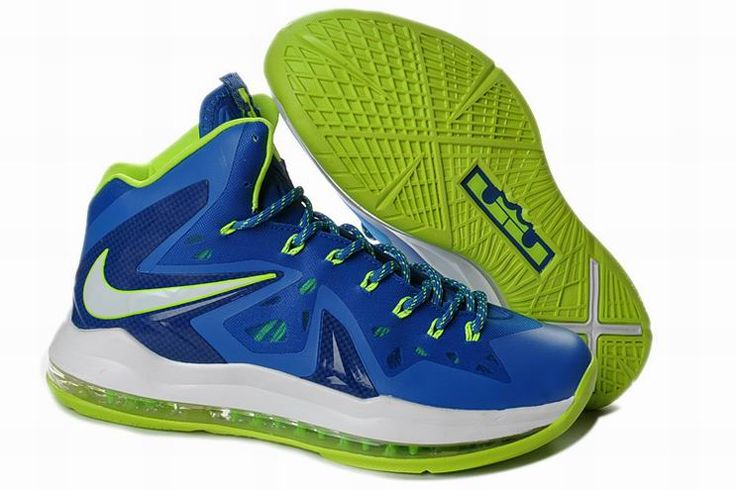 Newest Discount Nike Air Max LeBron 10 Elite Simple Basketball Shoes On Sale  For Men in 93277
