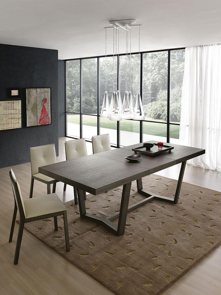 complementi by alf dafr cartesio 2 0 tavolo