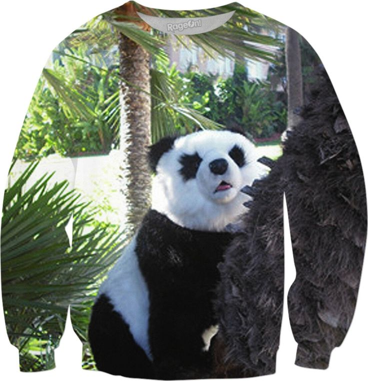 "Custom Sweatshirt ""Darling Panda"". You cannot but love this cute Panda! It also proves that you care for this conservation reliant vulnerable species!   Darling Panda, sweet, Panda,  T-Shirt, Sweatshirt, Duvet cover, shower curtain, couch pillow, Hoodie, Yoga Pants, Handy, Joggers, Leggings, Phone Case, Beach Towel, Tank Top, Crop Top, pillowcase, Onesie, fleece blanket, dress, Bandana, souvenir, holiday, gift, love, great, present, novelty, World, apparel, extra, OMG, BFF,"