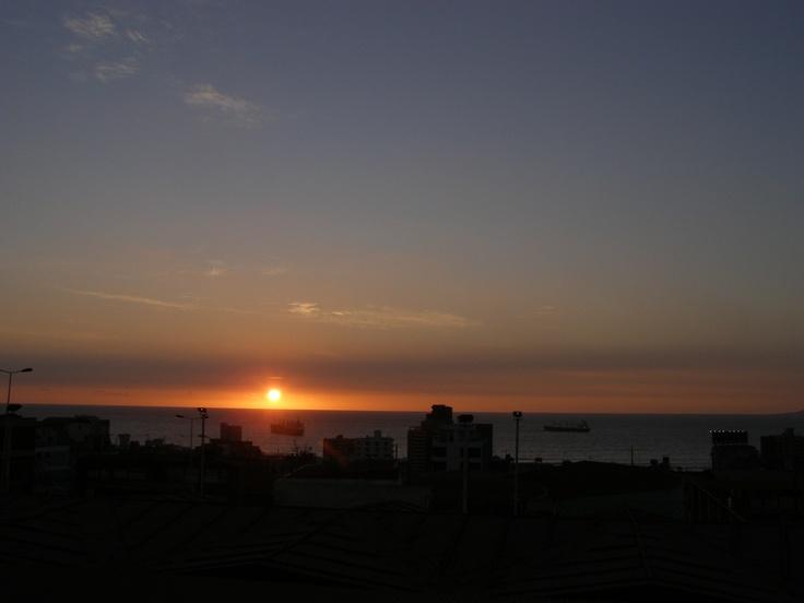 Desde mi venta, Antofagasta Chile