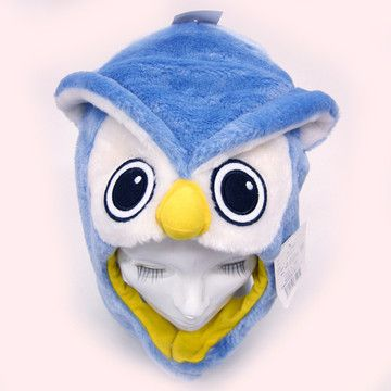 SAZAC: Owl Kigurumi Hat, at 40% off! @Jen Solly @Chrissy !!!!!!