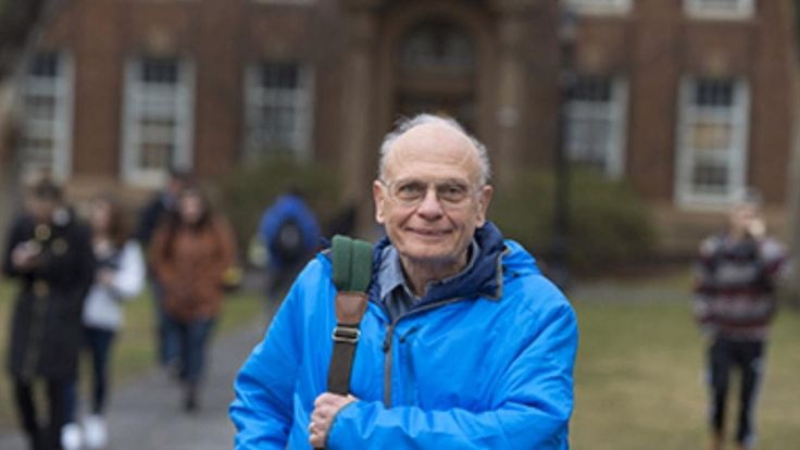 Why This 79-Year-Old With 3 Engineering Degrees Went Back To College