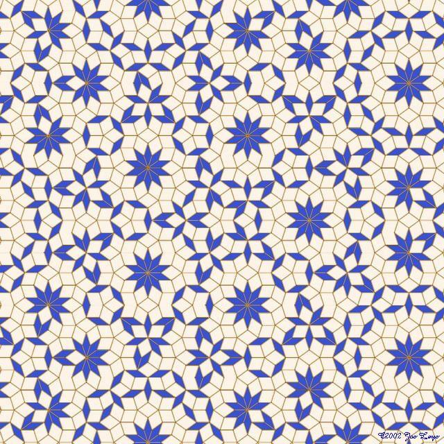 55 Best Penrose Tile Quilts Images On Pinterest English