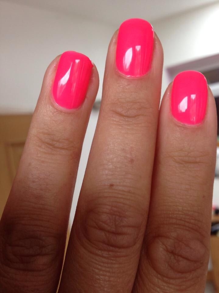 Brights Have More Fun Gelish I Want Those Nails Pinterest Have More And Fun