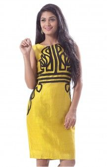 Shinayale's Chic Sleeveless Printed Dress