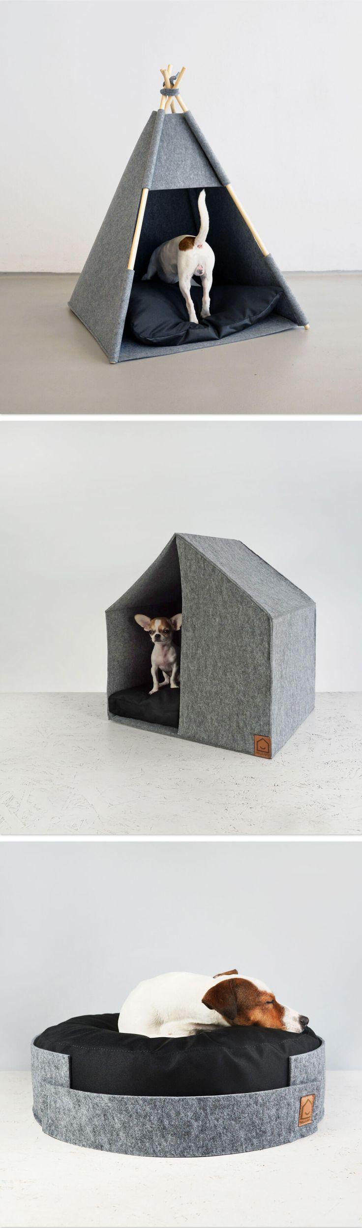 Wie viele Hundebetten hat eigentlich dein Hund, und, sind sie schick? – Cornelia