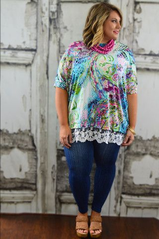 Beautiful!!! Whimsical Top – The ZigZag Stripe. Use coupon code ZZS72 at zigzagstripe.com, for 10% off and free shipping!
