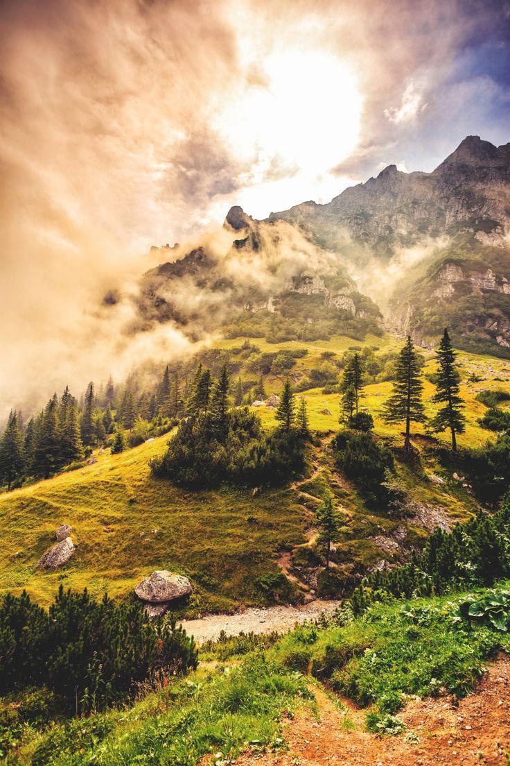 Malaiesti Valley in the Carpathians, Romania, www.romaniasfriends.com