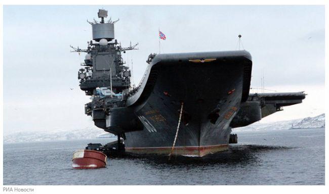 В море волнуются: НАТО готовится сопровождать дальний поход «Адмирала Кузнецова» http://kleinburd.ru/news/v-more-volnuyutsya-nato-gotovitsya-soprovozhdat-dalnij-poxod-admirala-kuznecova/  Единственный российский авианосец «Адмирал Кузнецов» и атомный крейсер «Пётр Великий» в составе корабельной группы Северного флота сегодня вышли в поход в Средиземное море. Как сообщается, цель похода — не только обеспечение безопасности морского судоходства, но и реагирование на новые виды современных…